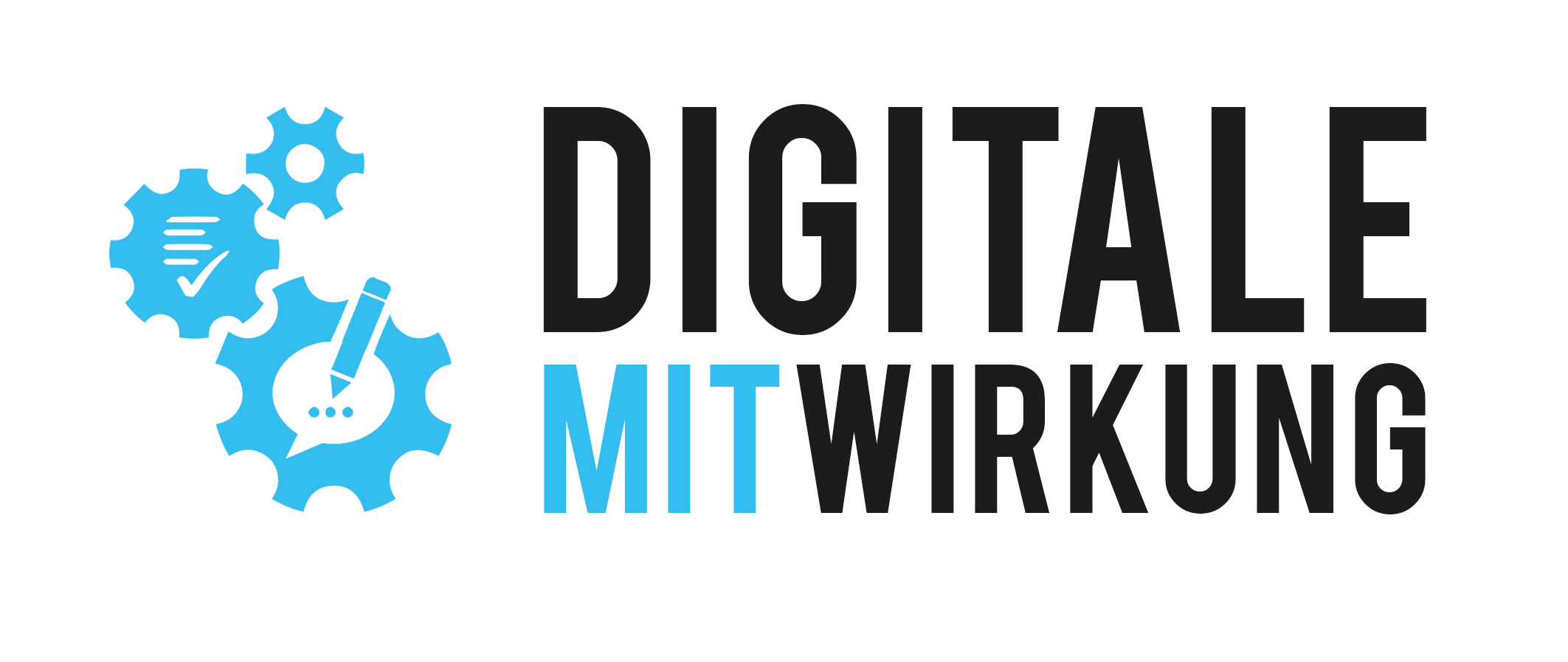 Digitale Mitwirkung