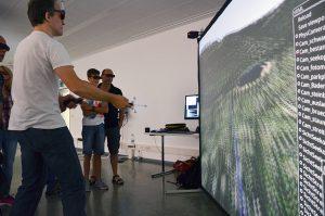 Herrenberg mobile 3D VR mit Leinwand 01